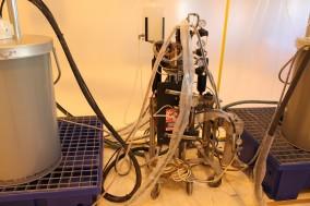Glasscraft, machine à gelcoat