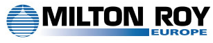 MILTON ROY Europe