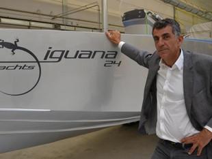 """""""Prix de l'entrepreneur. Iguana Yachts à la conquête des cinq continents."""""""