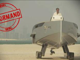 C Normand: Iguana Yacht à Mondeville donne des jambes aux bateaux