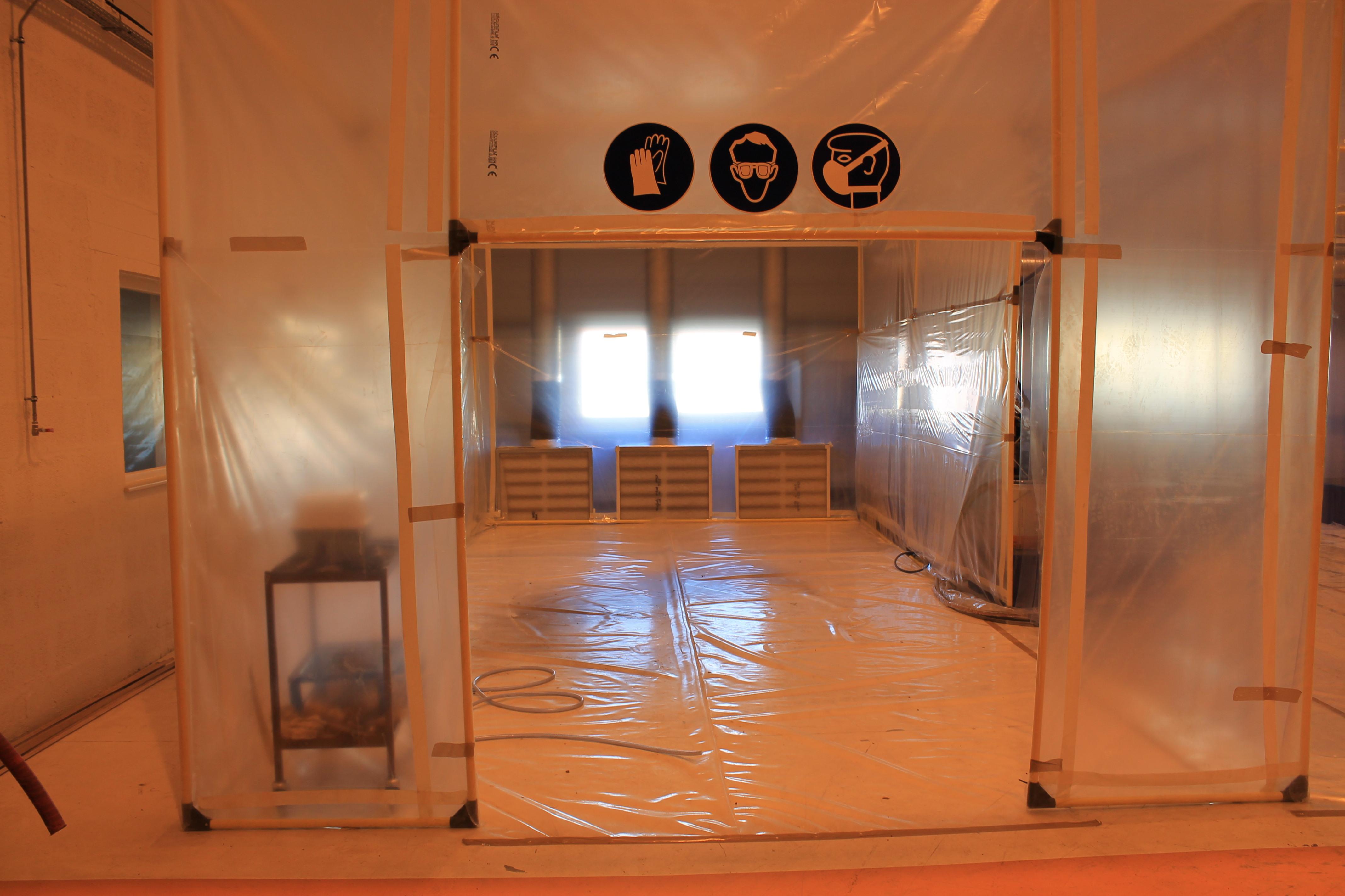 Chambre de projection simultanée