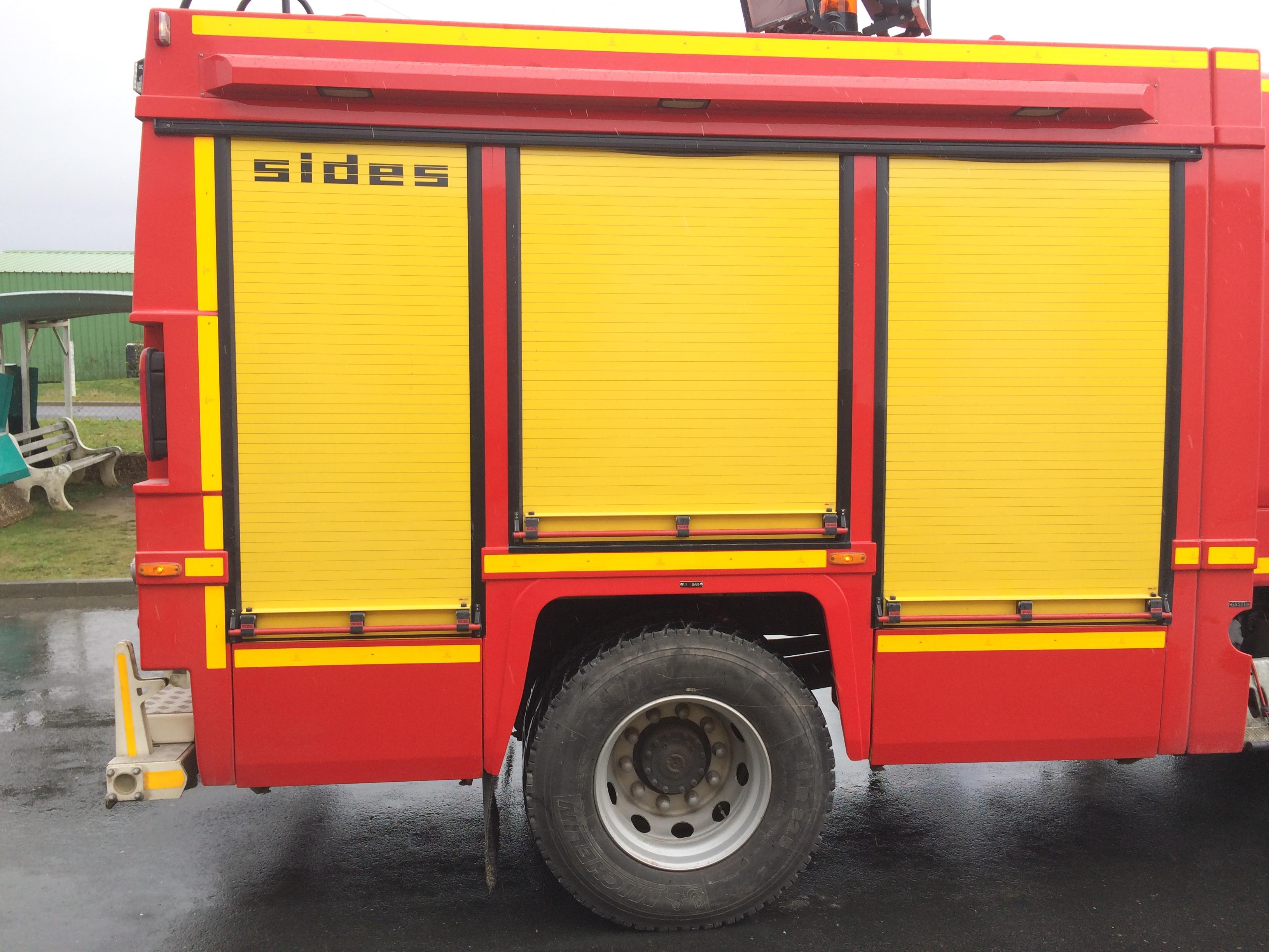 Camion de pompier AP