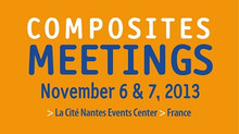 Composites Meetings 2013: Convention d'affaires Internationale des matériaux composites