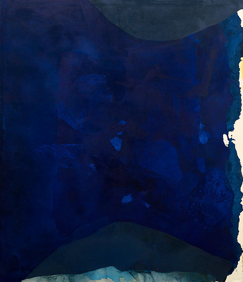 Lin Calle Tides Acrilic Artist Painter