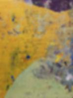 Lin Calle Tides Acrilic Artist Painter REINA SOFIA