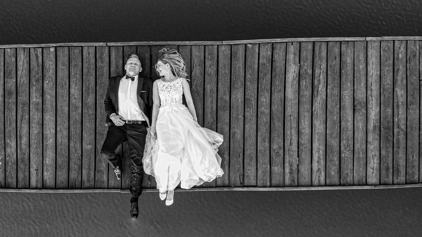 zdjęcie ślubne w wykonaniu PhotoWos fotografia ślubna