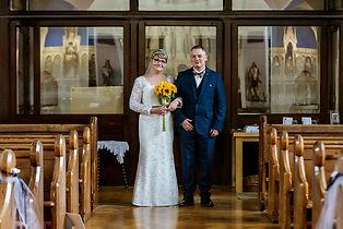 fotografia ślubna Lublin - zdjęcie z ceremonii ślubnej