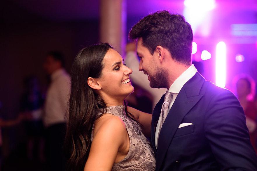 zdjęcie z wesela w wykonaniu fotografa na wesele PhotoWos