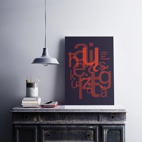 Univers Diacritics Design