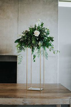 Square Flower Stand