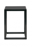 Square Cocktail Table - Black