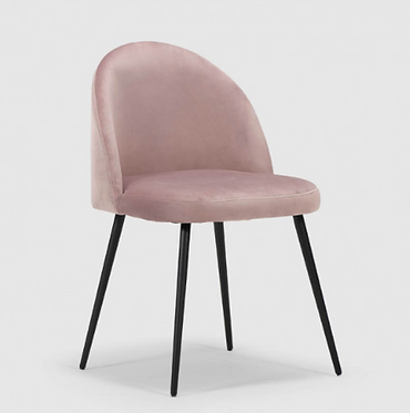 Ella Chair - Pink