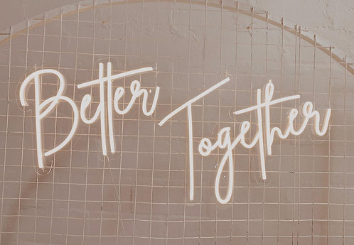 Better Together Warm White