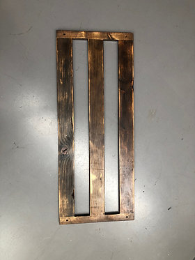 Wooden Slat Base 1m x 300mm