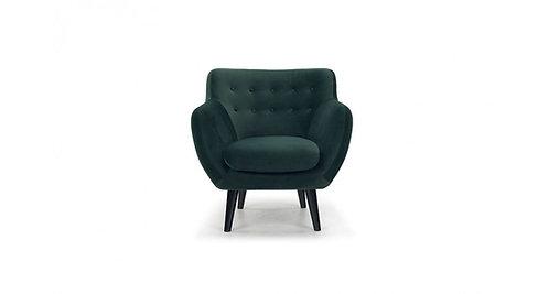 Anne Chair - Emerald