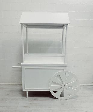 Little Sweet Cart - White