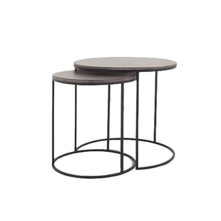 COFFEE + SIDE TABLES