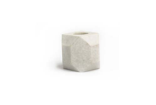 Marble Dinner Candle Holder