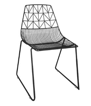 Black Griffin Chair