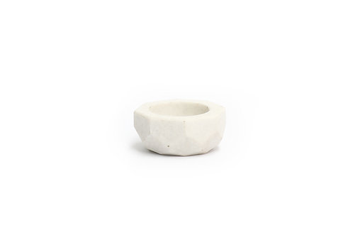 Marble Tealight Candle Holder