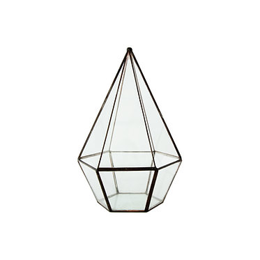 Diamond Drop Terrarium