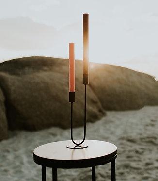 Twin Flame Candle Sticks