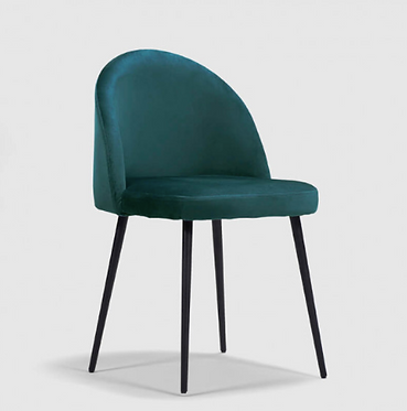 Ella Chair - Peacock