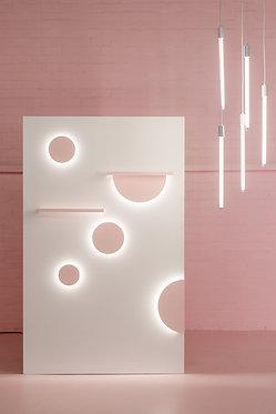 LED Modern Backdrop Panel