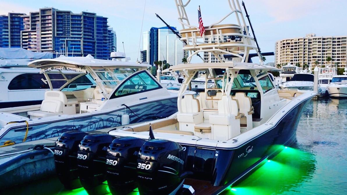 420 LXF - Underwater Lights
