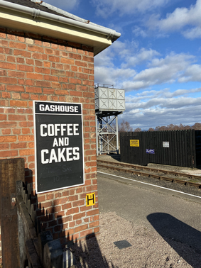 Gas house cafe