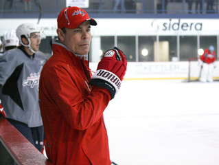 Adam Oates honored to be back in Washington