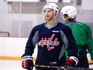 Playing Words With Karl Alzner