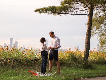 Photographer or spy? How we shot a proposal