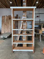 Reclaimed Bookshelf