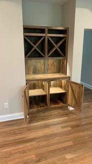 Custom Wine/Liquor Cabinet
