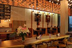 Motomachi Indoor Seating