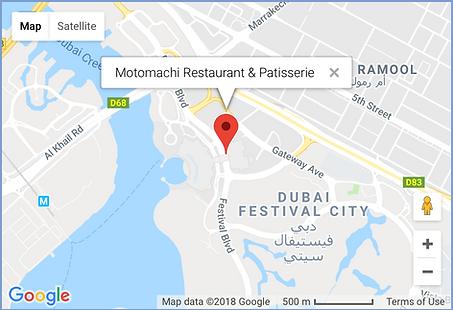 Motomachi Dubai Festival City