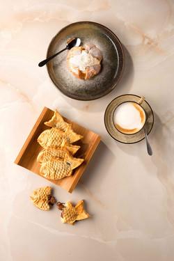 Taiyaki & Choux Cream