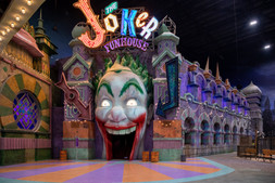 Gotham City-Joker-Face
