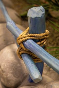 Artificial Bamboo railing
