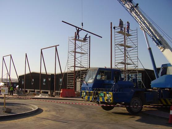 Tiger-Woods-Office-Dubai-project under construction