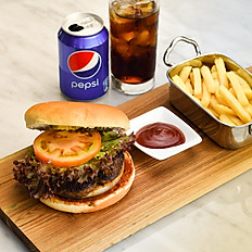 COFFEE RUBBED BURGER