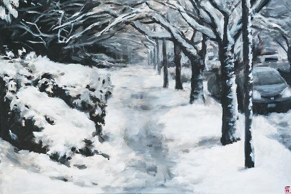 Winter Walk - #165JK20