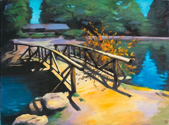The Bridge Over the Blues- #171JK20