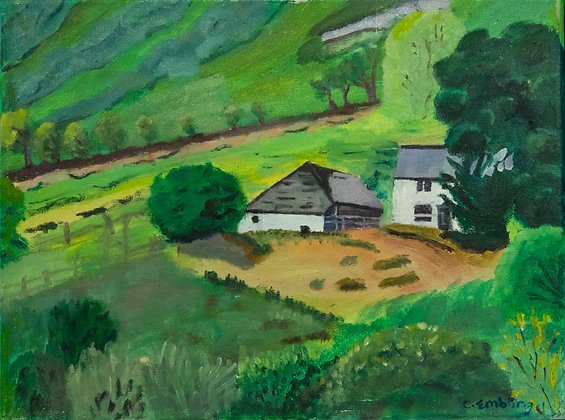Cynghendy Wales - 062CE20