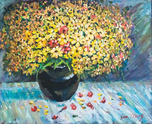 Flowers 3 - #097ST20