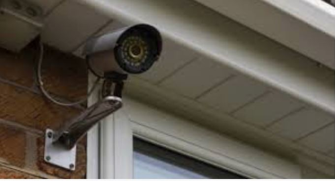 Corner Mount Security Cameras