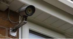 Corner Mount Security Cameras