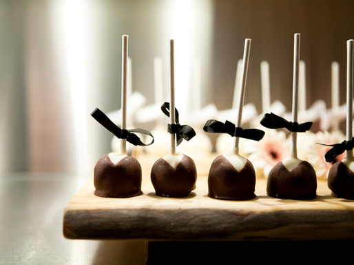 DARK CHOCOLATE POPS RECIPE