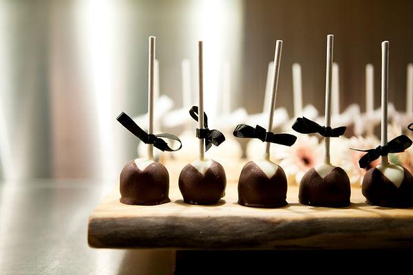 Los postres de chocolate